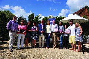 Brakspear awards 2014 group shot