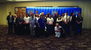 Holiday Inn Stratford team with Guide Dogs