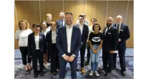 , Staff Awards – Including Those For Long Service – Presented At The Doubletree By Hilton York