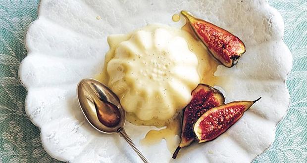 Vanilla-Pannacotta
