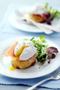 Eggs 'Benedict'