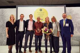 , Winners of the Independent Hotel Show Award 2018 Announced