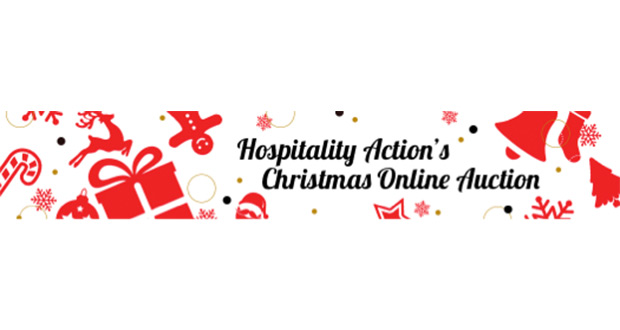 , Ho-Ho-Ho: Hospitality Action's Christmas Online Auction Is Now Open