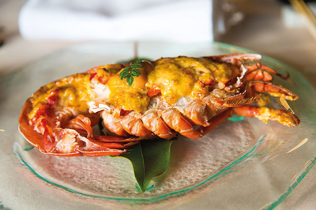 , Lobster Thermidor