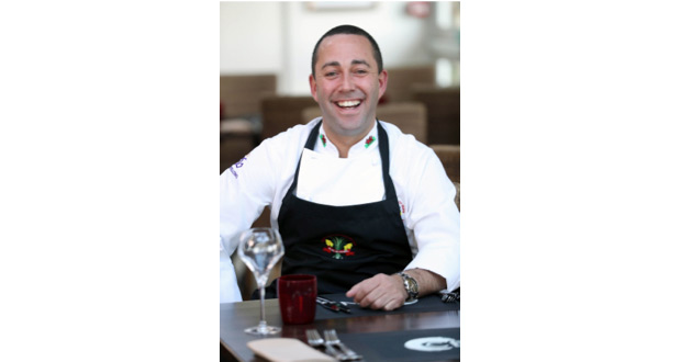 , Danny To Represent Wales In The Global Chef Challenge In Italy