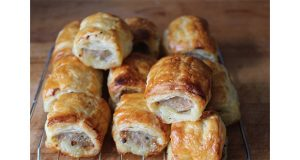 , Greggs' Vegan Sausage Roll Most Talked About During Veganuary