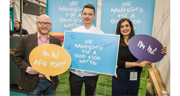 , Scottish Chefs Set Out Vision To Reform Hospitality Industry