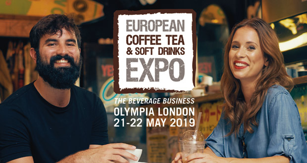 , Lavazza Joins The European Coffee, Tea & Soft Drinks Expo Line Up