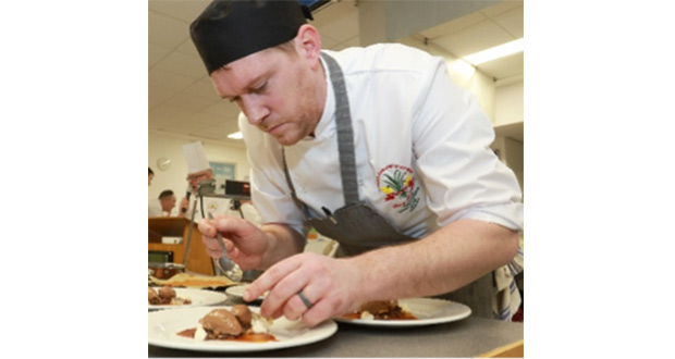 , Gavin Goes One Better To Land National Chef Of Wales Title