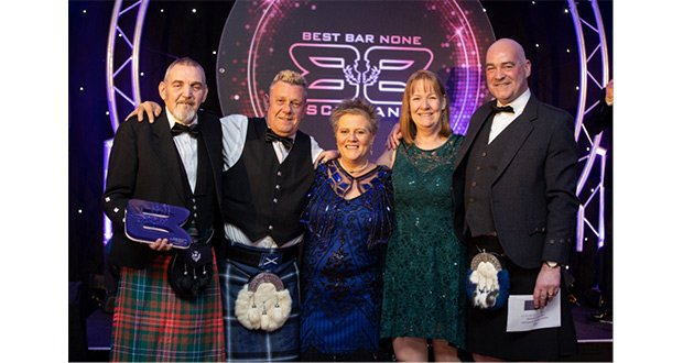 , Best Scottish Venues 'Bar None' For Responsible Drinking Revealed