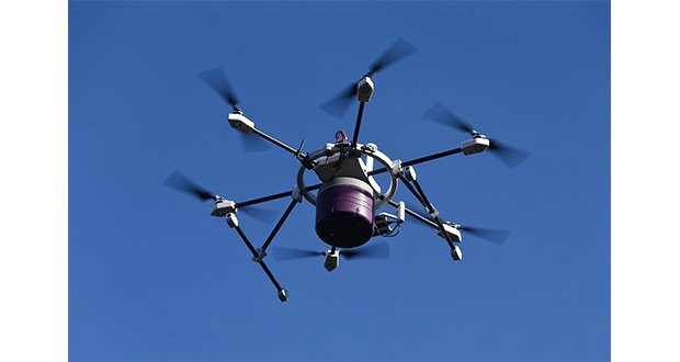 , Deliver My Breakfast And Lunch By Drone Please