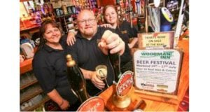 , Durham Pub Holds Annual Cider And BBQ Festival Over Easter Weekend