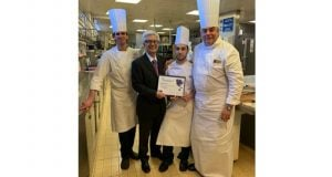 , London Hilton On Park Lane Chef Wins Young Pastry Chef Of The Year 2019