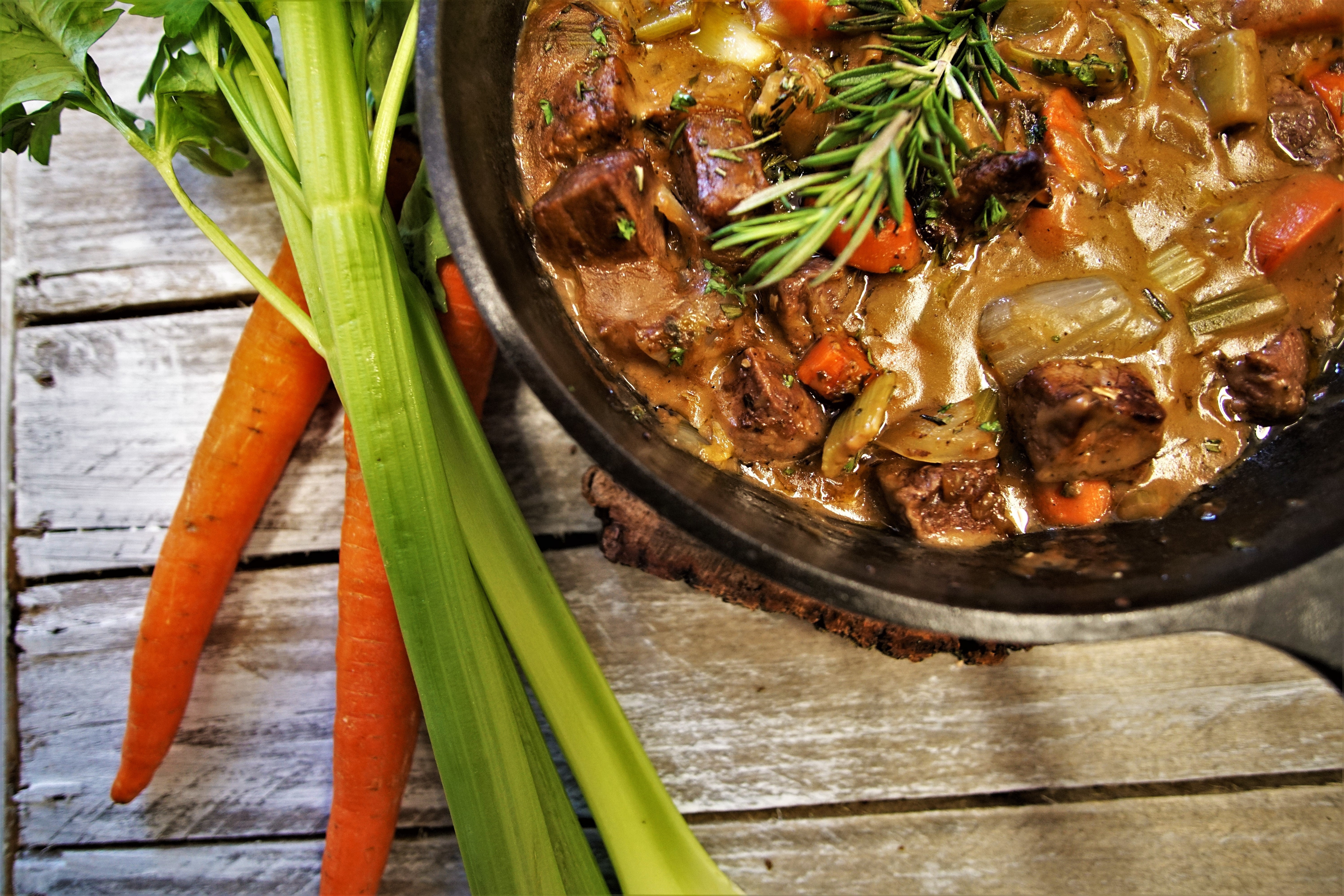 , Traditional Beef Stew