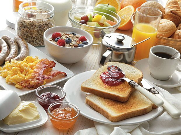 """, Breakfast- """"Wake Up and Smell the Profit"""""""