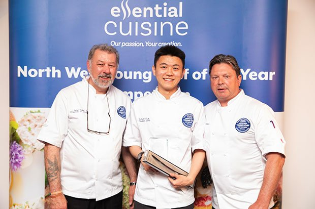 """, Art School Chef """"Kuks"""" His Way to North West Young Chef Crown"""