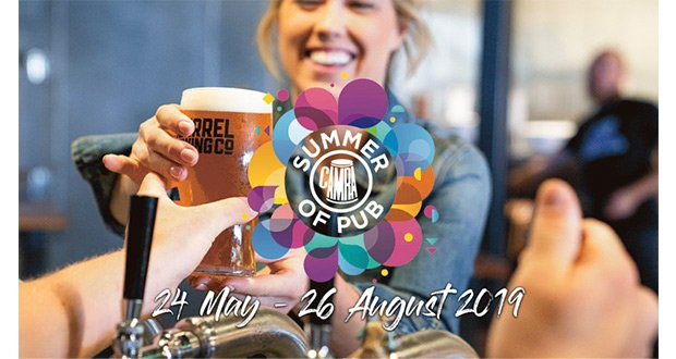 , CAMRA Launches A New Campaign To Encourage Pub-Going This Summer
