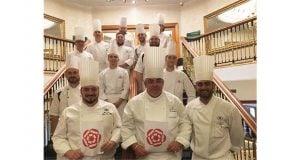 , London Hilton On Park Lane's Podium Restaurant And Bar Awarded Second Aa Rosette