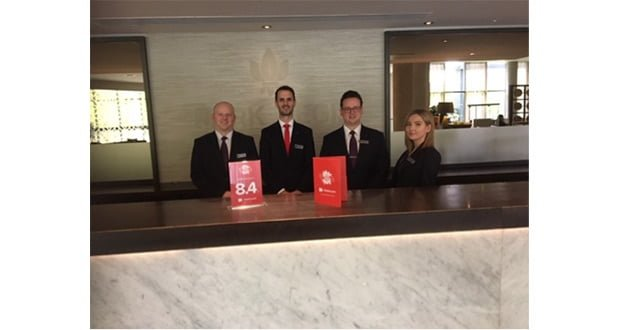 , Luxury Hotel Park Regis Is Endorsed By Tripadvisor And Hotels.Com With Double Recognition