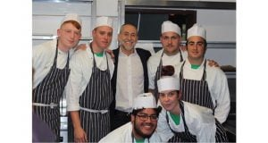 , Chef Michel Roux Jr. To Champion South London Teenagers At Youth Cooking Competition
