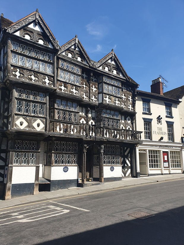 Feathers Hotel Ludlow to Re-open Its Doors Once More