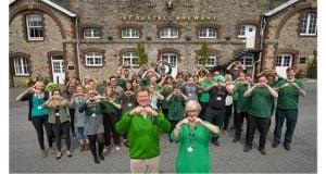 , Week Of Activities At St Austell Brewery Marked 'Mental Health Awareness Week'
