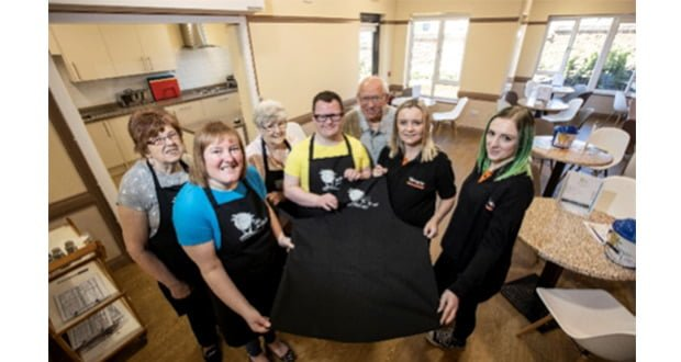, Workwear Donation Gives Charity Community Café Workers A Confidence Boost