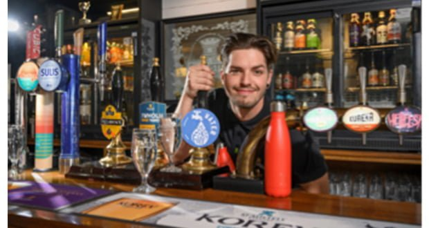 , St Austell Managed Pubs Open Doors for National Refill Day