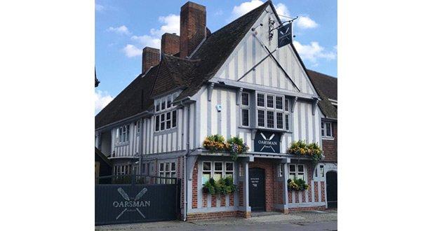 , Berks And Bucks Operators Reopen Marlow Pub After £550,000 Refurbishment