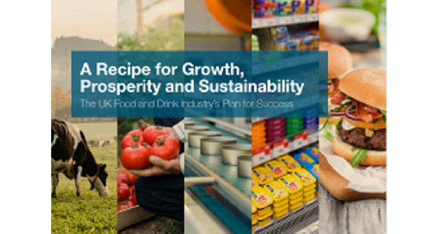 , UK Food And Drink Calls On Governments To Back Plan For Future Success