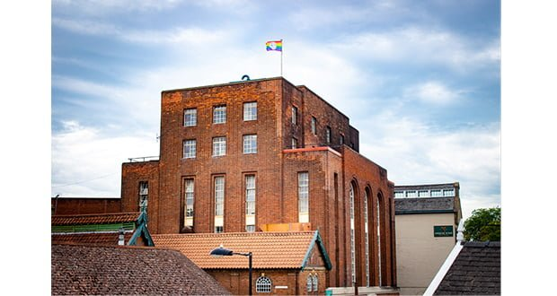 , Greene King Goes Colourful For Pride
