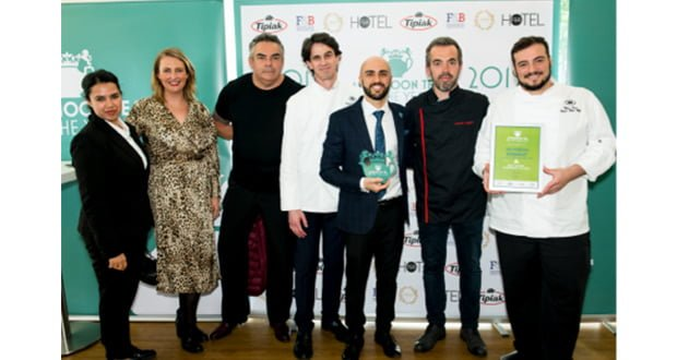 , London Hilton On Park Lane's Pastry Chefs Rise To The Challenge To Be Crowned UK's Best Tasting Afternoon Tea