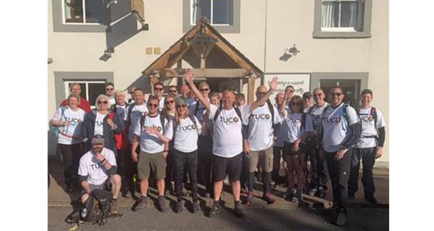 , TUCO Raises More Than £22,000 For Charity Mary's Meals On #Tucotrek22