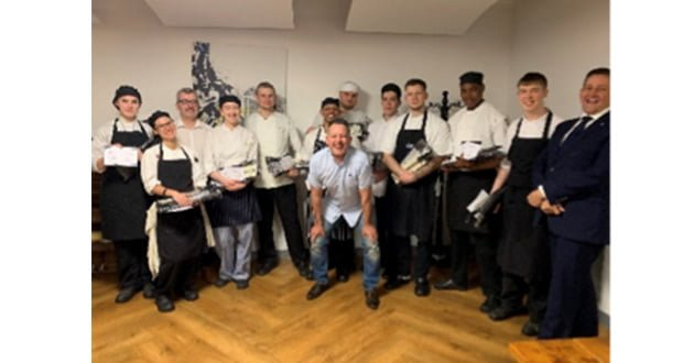 , Leeds Hotels And Venues Association Cook Up Success With Its First Chef's Academy
