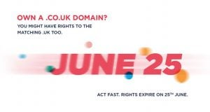 , Could You Have Rights to a Reserved .uk Domain?