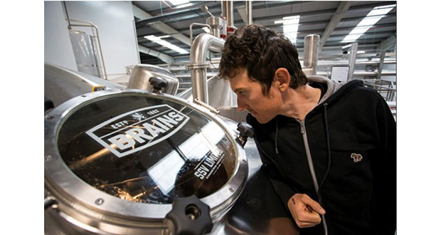 , Brains Launch New Beer With Geraint Thomas