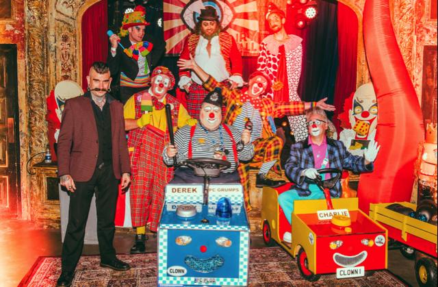 , Lagunitas Beer Circus Returns To The UK