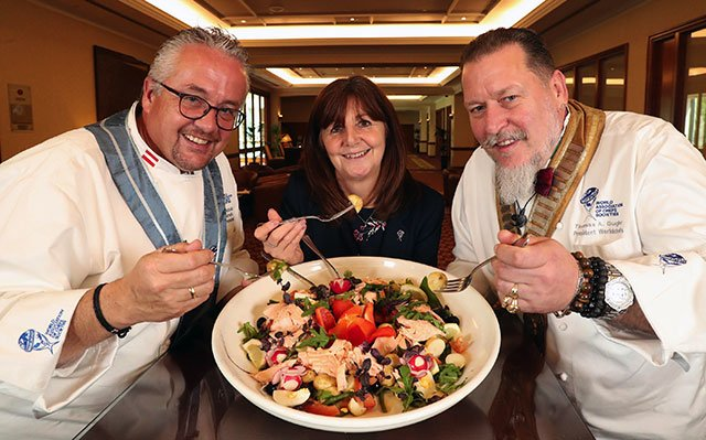 , President Encourages Wales to Bid for Worldchefs Congress 2024