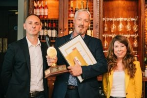 , The Red Lion, Barnes wins Fuller's Master Cellarman of the Year 2019