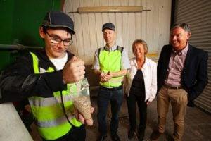 , Launch of Apprenticeship Scheme for Beer Industry in Scotland