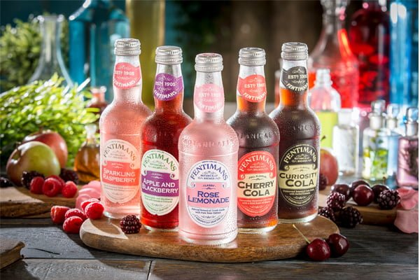 , Premium Soft Drinks Worth Over Half a Billion Pounds says Fentimans Market Report