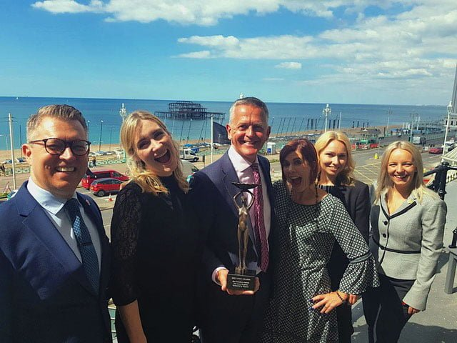 , The Grand Brighton Tops the Charts as the Best UK Hospitality Employer