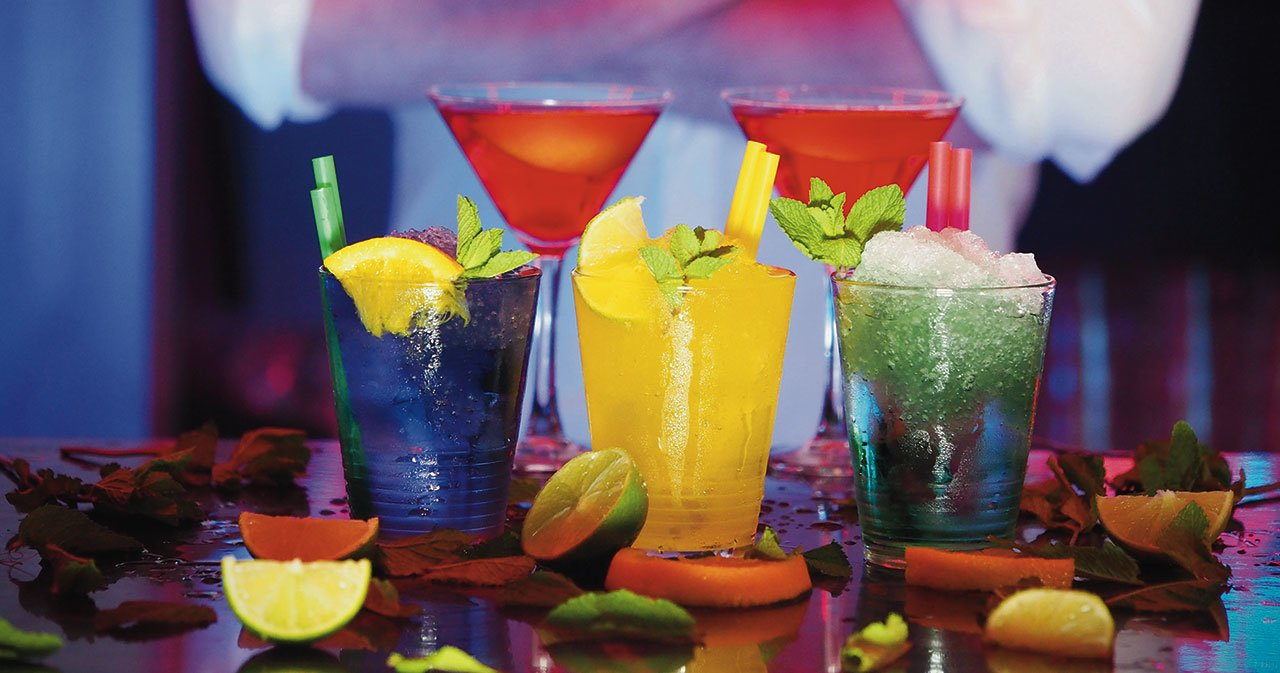 , Cocktails & Spirits – Shake Up the Drinks Menu