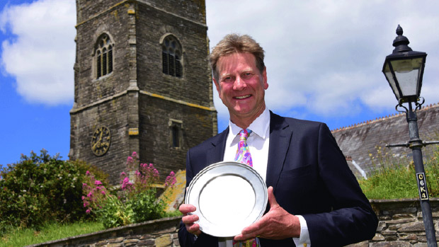 , St Austell Chief Executive Recognised for Outstanding Contribution to Cornwall