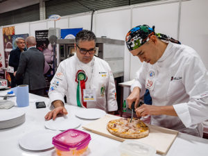 , Under One Roof: Exclusive B2B Event for European Pizza and Pasta Industries and Live Cooking Show in Central London