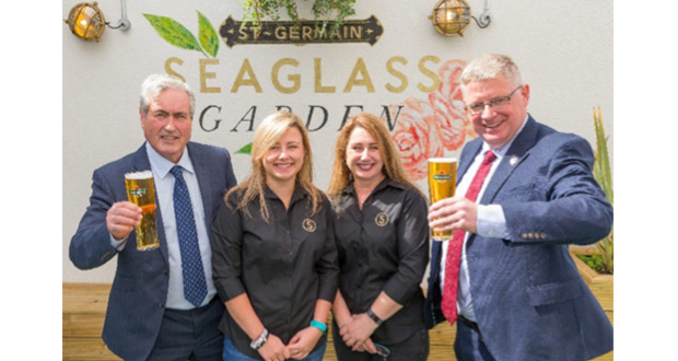 , Cheers! Local MP And MSP Toast Port Seton Pub's Revival