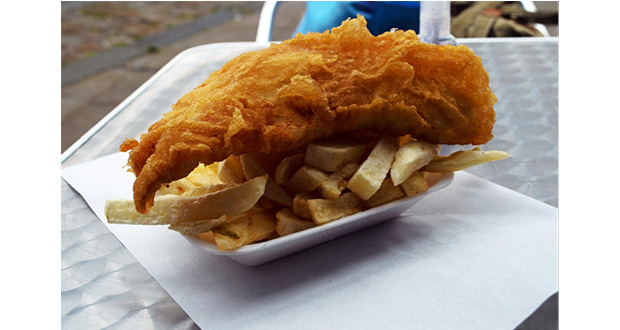 , The Chips Are Down For One Of The Nation's Favourite Dishes