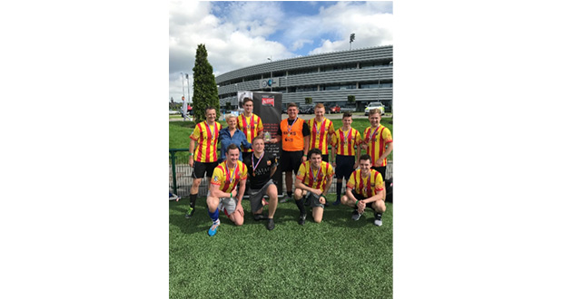, Hospitality Professionals Take Part In Annual Charity Football Tournament