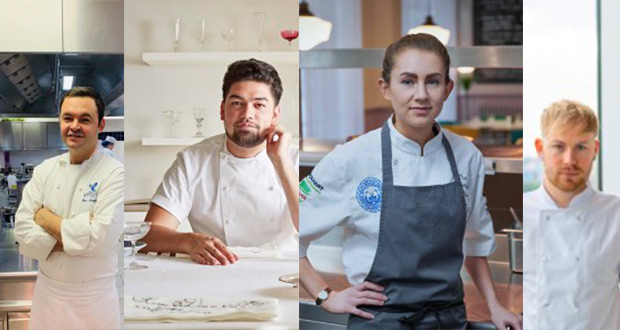 , Finalists For Bocuse d'Or UK Selection Revealed