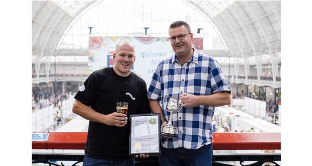 , Rural Surrey Brewery Named 'Best In Britain'